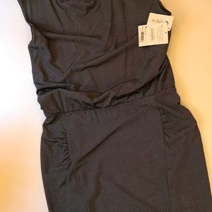 Athleta Dresses - Athleta Westwood Black & White stripe dress. NWT